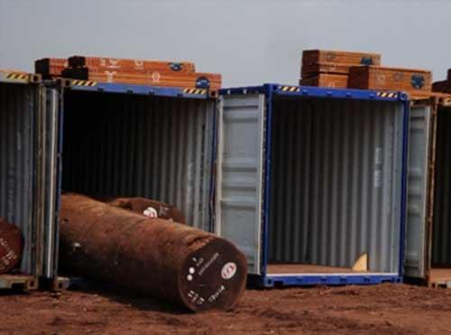 IMPORTERS OF LOGS FROM ABROAD